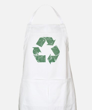 Vintage Recycle BBQ Apron