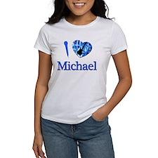 I Love Michael Tee