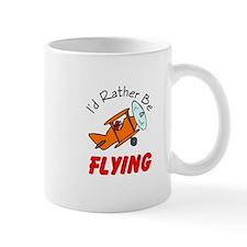I'd Rather Be Flying Mug