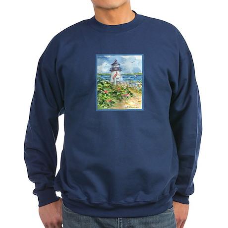 NANTUCKET LIGHTHOUSE Sweatshirt (dark)