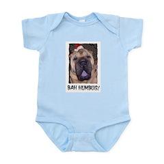 BAH HUMBUG HUMOROUS Infant Bodysuit