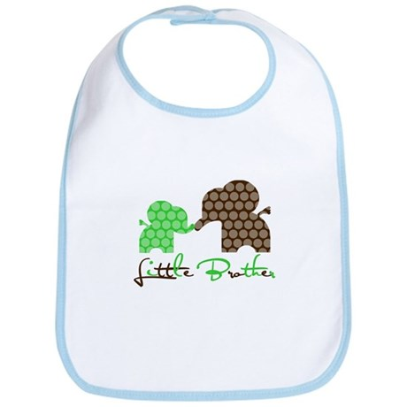 Little Brother Elephant Bib
