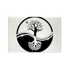 Reiki Tree Rectangle Magnet