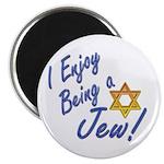 I Enjoy Being a Jew Magnet