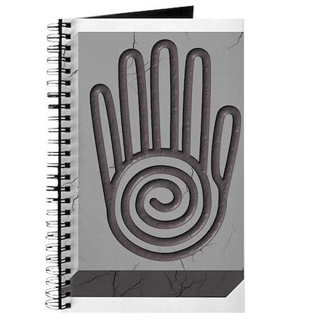Ahimsa hand symbol Jou...
