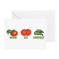 Composting Greeting Card