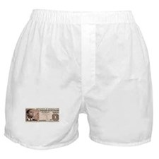 The Obama Food Stamp Boxer Shorts