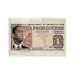 The Obama Food Stamp Rectangle Magnet (10 pack)
