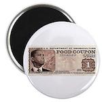"""The Obama Food Stamp 2.25"""" Magnet (10 pack)"""