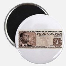 The Obama Food Stamp Magnet