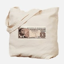 The Obama Food Stamp Tote Bag