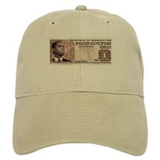 The Obama Food Stamp Baseball Cap