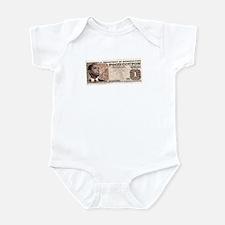 The Obama Food Stamp Infant Bodysuit