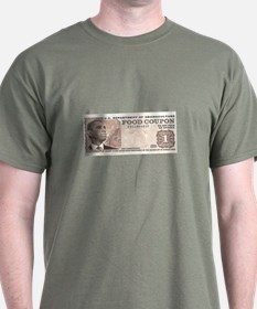 The Obama Food Stamp T-Shirt