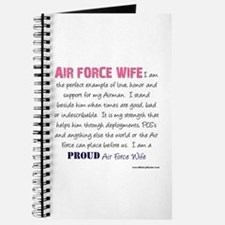 I Am...Air Force Wife Journal