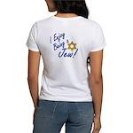 I Enjoy Being a Jew Pkt Women's T-Shirt