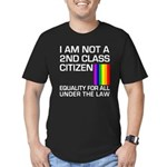 Not a 2nd Class Citizen Black T-Shirt