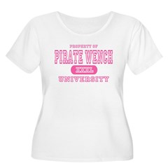 Pirate Wench University T-Shirt