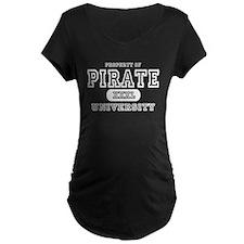 Pirate University T-Shirts T-Shirt