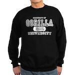 Gorilla University Sweatshirt (dark)