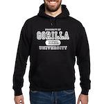 Gorilla University Hoodie (dark)