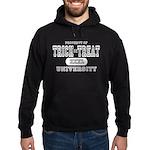 Trick or Treat University Hoodie (dark)