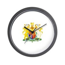 House of Windsor Wall Clock