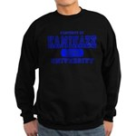 Kamikaze University Sweatshirt (dark)