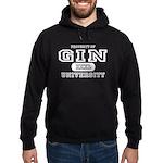 Gin University Hoodie (dark)