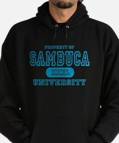 Sambuca University Alcohol Hoody