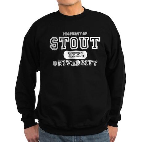 Stout University Sweatshirt (dark)