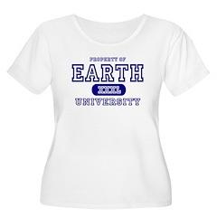 Earth University Property T-Shirt