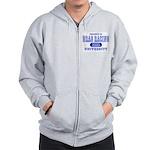 Drag Racing University Zip Hoodie