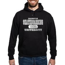 Skateboarding University Hoodie