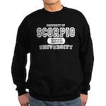Scorpio University Property Sweatshirt (dark)