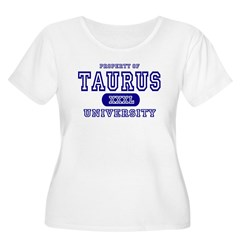 Taurus University Property T-Shirt