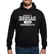Zodiac University Property Hoodie