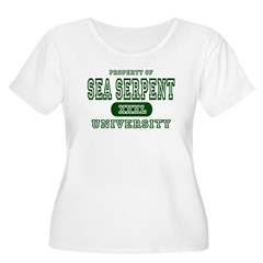 Sea Serpent University T-Shirt