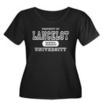 Lancelot University Women's Plus Size Scoop Neck D