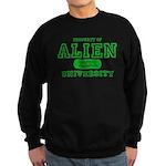 Alien University Sweatshirt (dark)