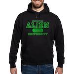 Alien University Hoodie (dark)