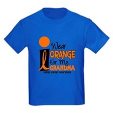I Wear Orange For My Grandma 9 KC T