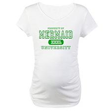 Mermaid University Shirt