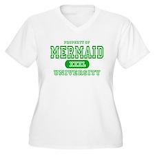 Mermaid University T-Shirt
