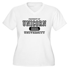 Unicorn University Property T-Shirt