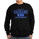 Origami University Sweatshirt (dark)