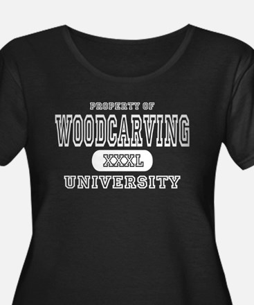 Woodcarving University T