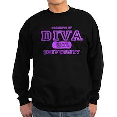 Diva University Sweatshirt (dark)