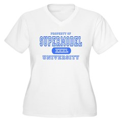 Supermodel University T-Shirt