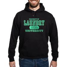 Laundry University Hoodie